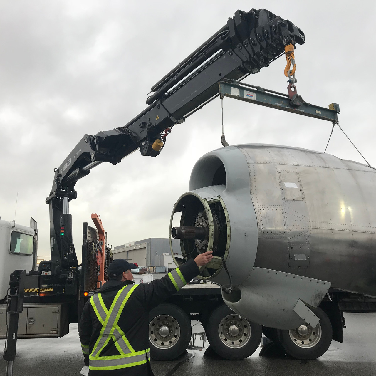crane services vancouver