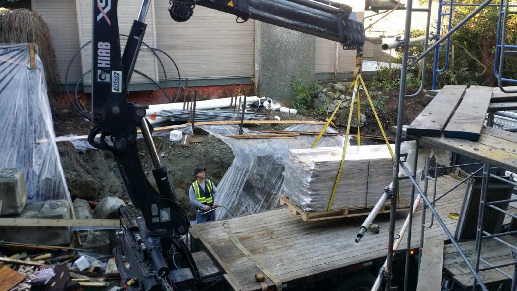 crane services in surrey