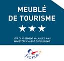 Label attribué par l'office de tourisme aux logements classés