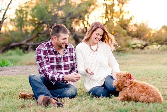 Engagement Family Wedding Photographer Midland TX