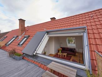 Dachfläche, Giebel oder Gaube? So können Sie Dachfenster einbauen