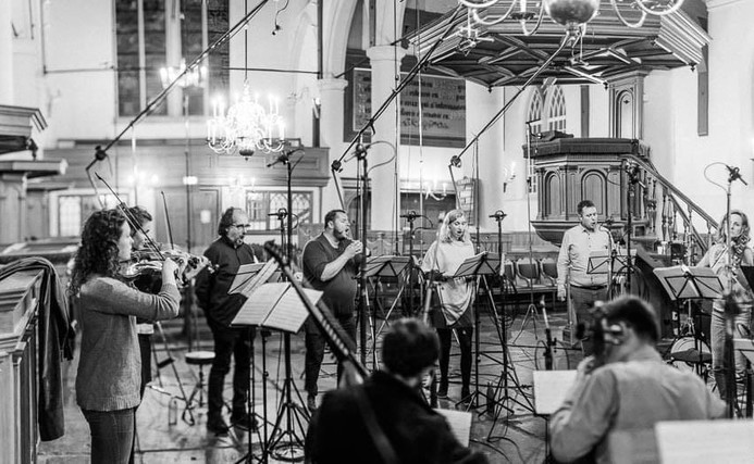 Recording Holland Baroque