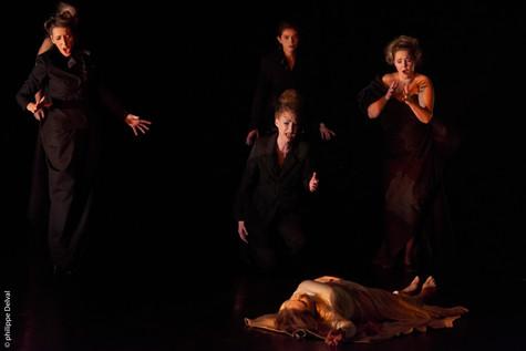 © ph. Delval - Ballet Royal de la nuit