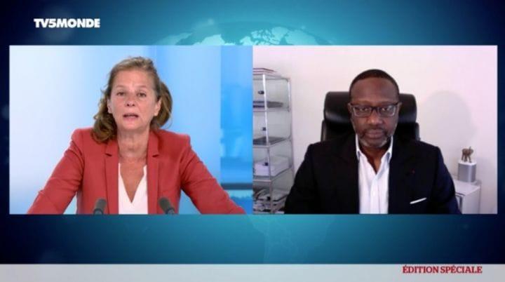 RETOUR SUR L'INTERVIEW DE T. THIAM