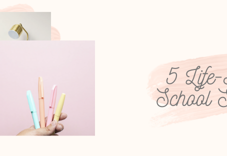 5 Life-saving School Supplies