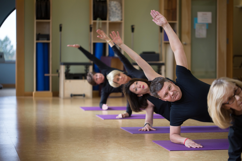 Therapeutic Pilates Mat Class