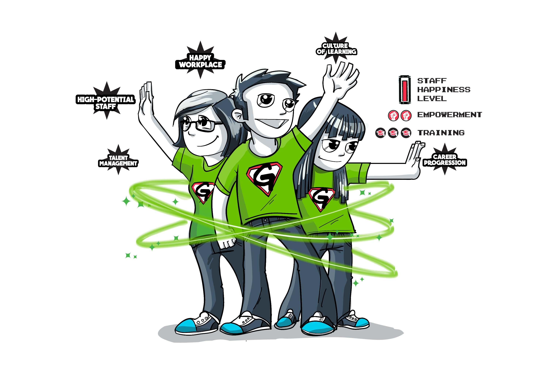 3 Year Plan - Greenpeace East-Asia