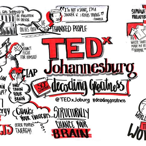 TED Johannesburg TALES