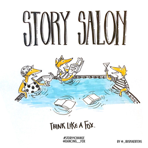 story salon with @Dancing__Fox
