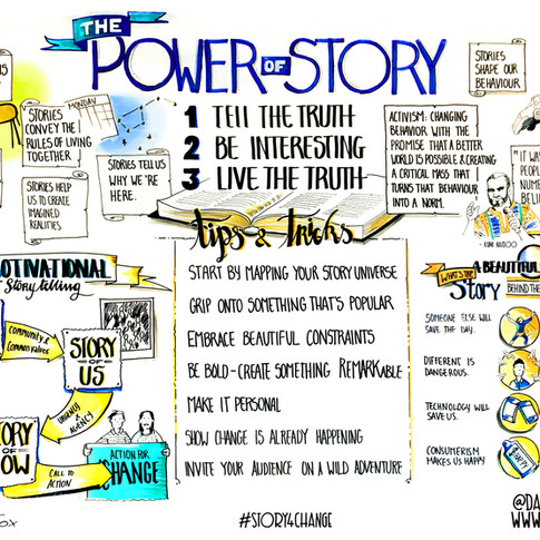 Power of Story with @Dancing__Fox