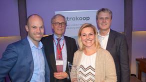 Mediq Medeco wint Beste Leverancier Award voor de zorg 2018