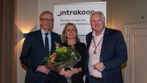 Essity TENA wint Beste Leverancier Award 2017