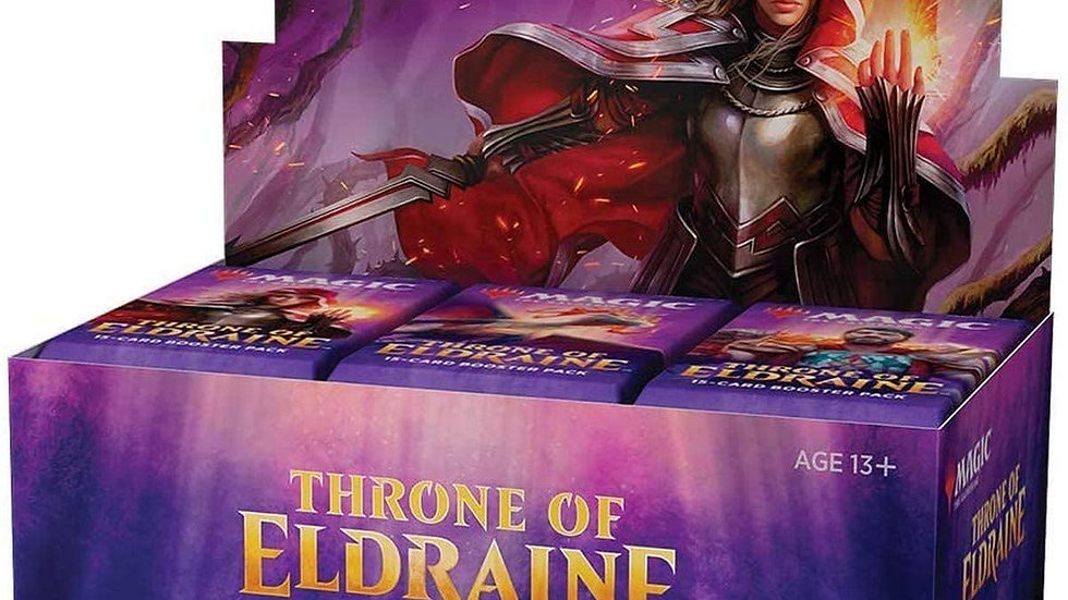 Magic the Gathering Throne of Eldraine Booster Pack