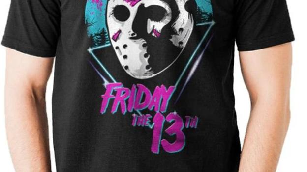 Friday 13th Retro Tshirt