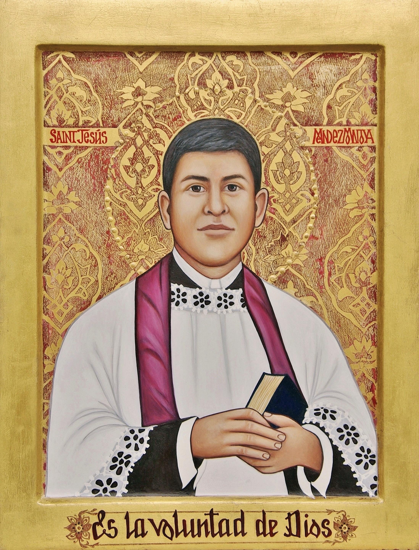 St. Jesus Mendez Montoya