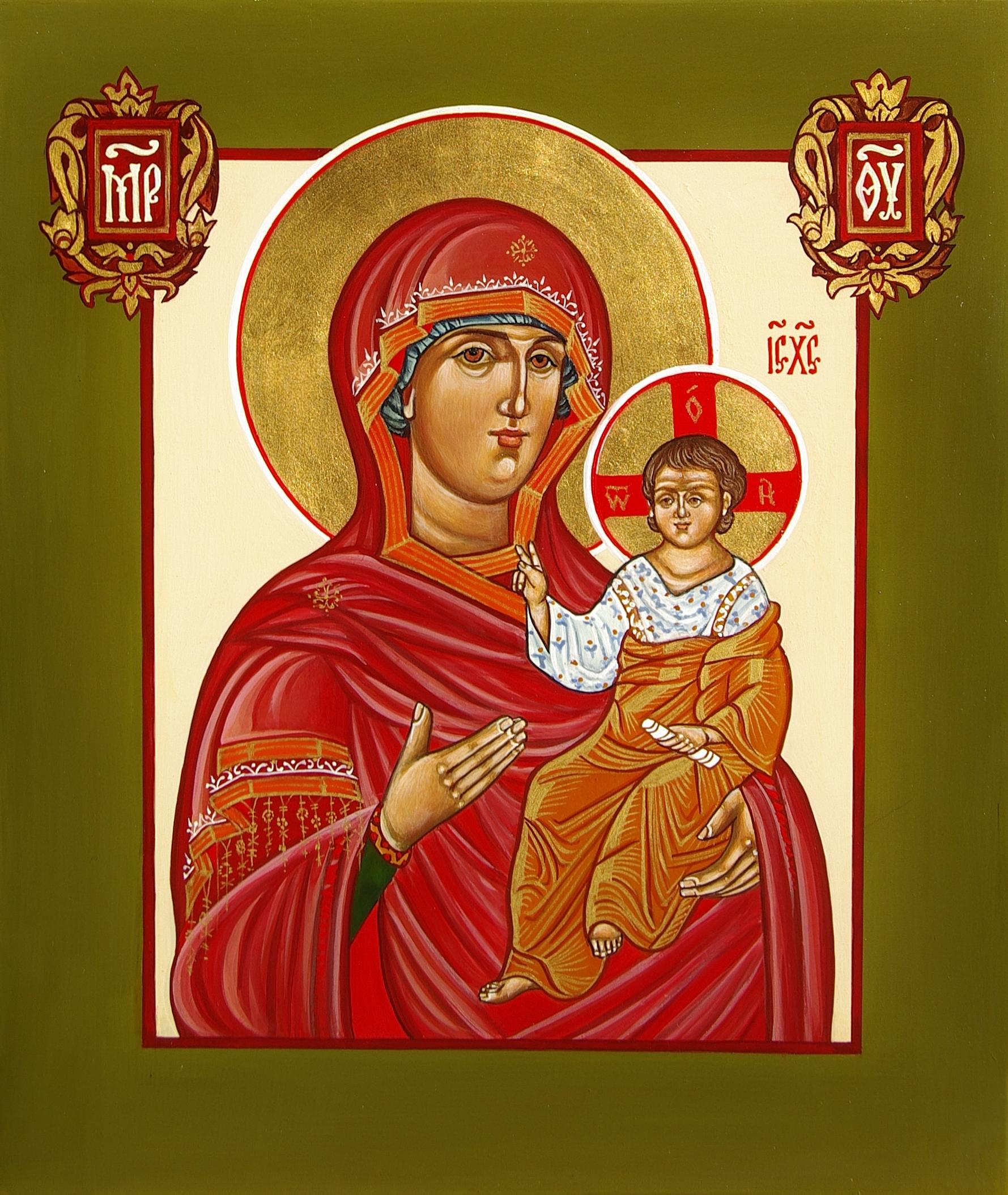 Smolensk Mother of God