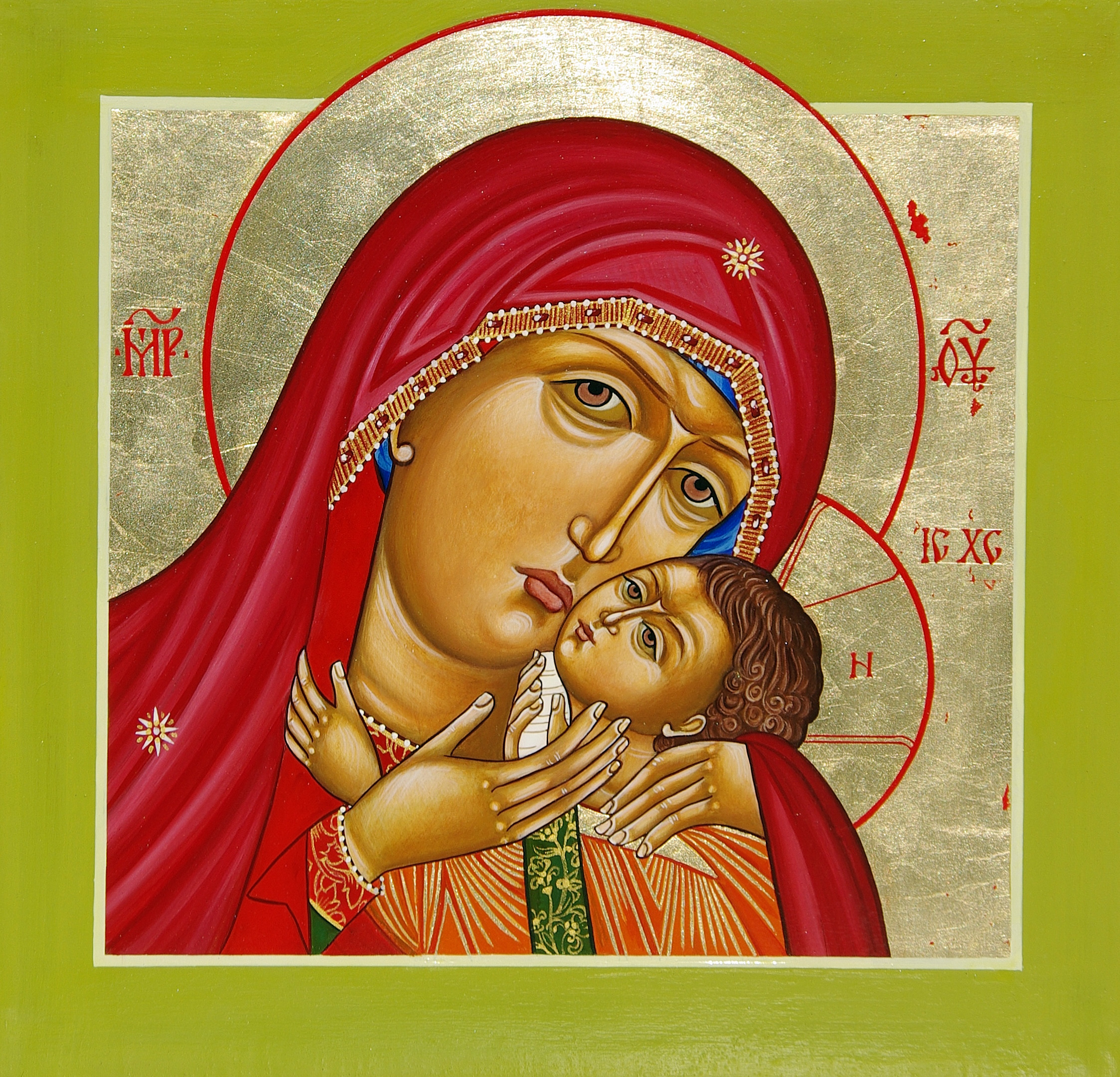 Virgin of the Sweet Kiss