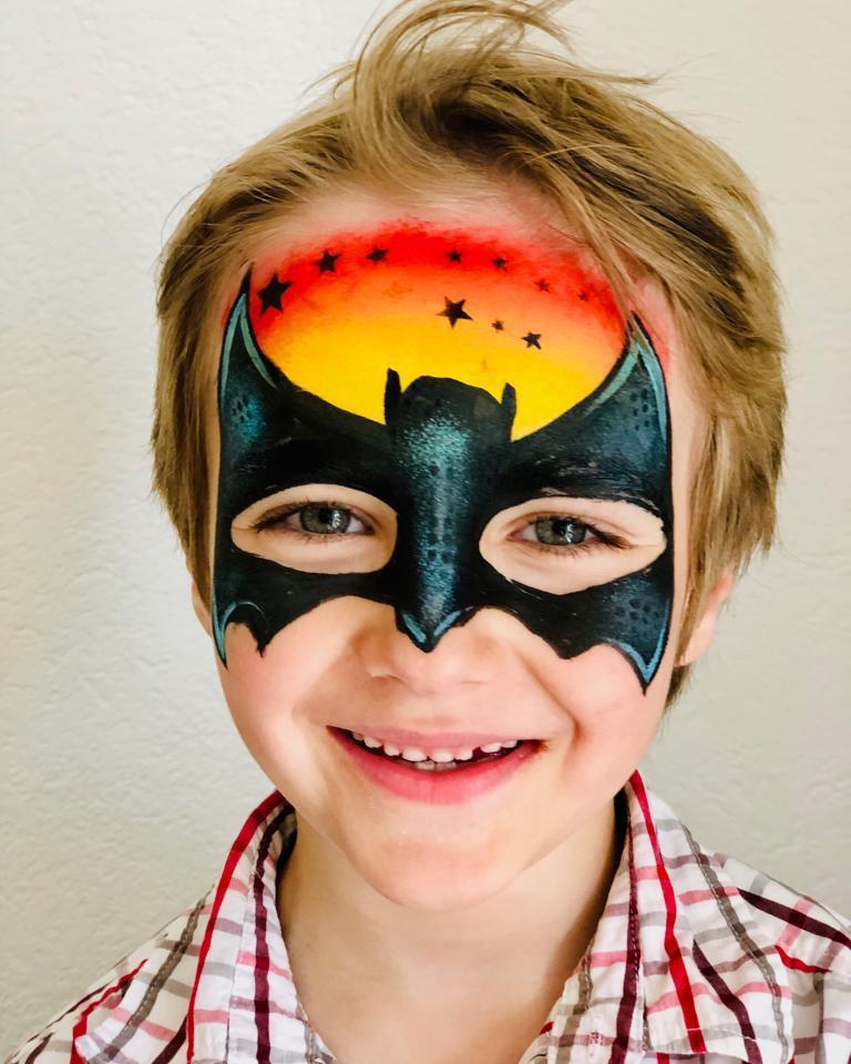 kinderschminken kindergeburtstag facepainting face painting