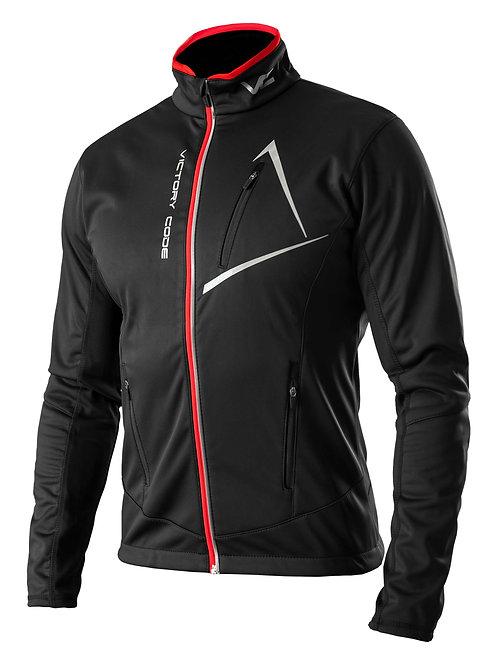 Куртка Dynamic, унисекс, черный
