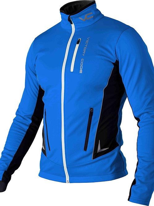Куртка Speed Up, унисекс, синий