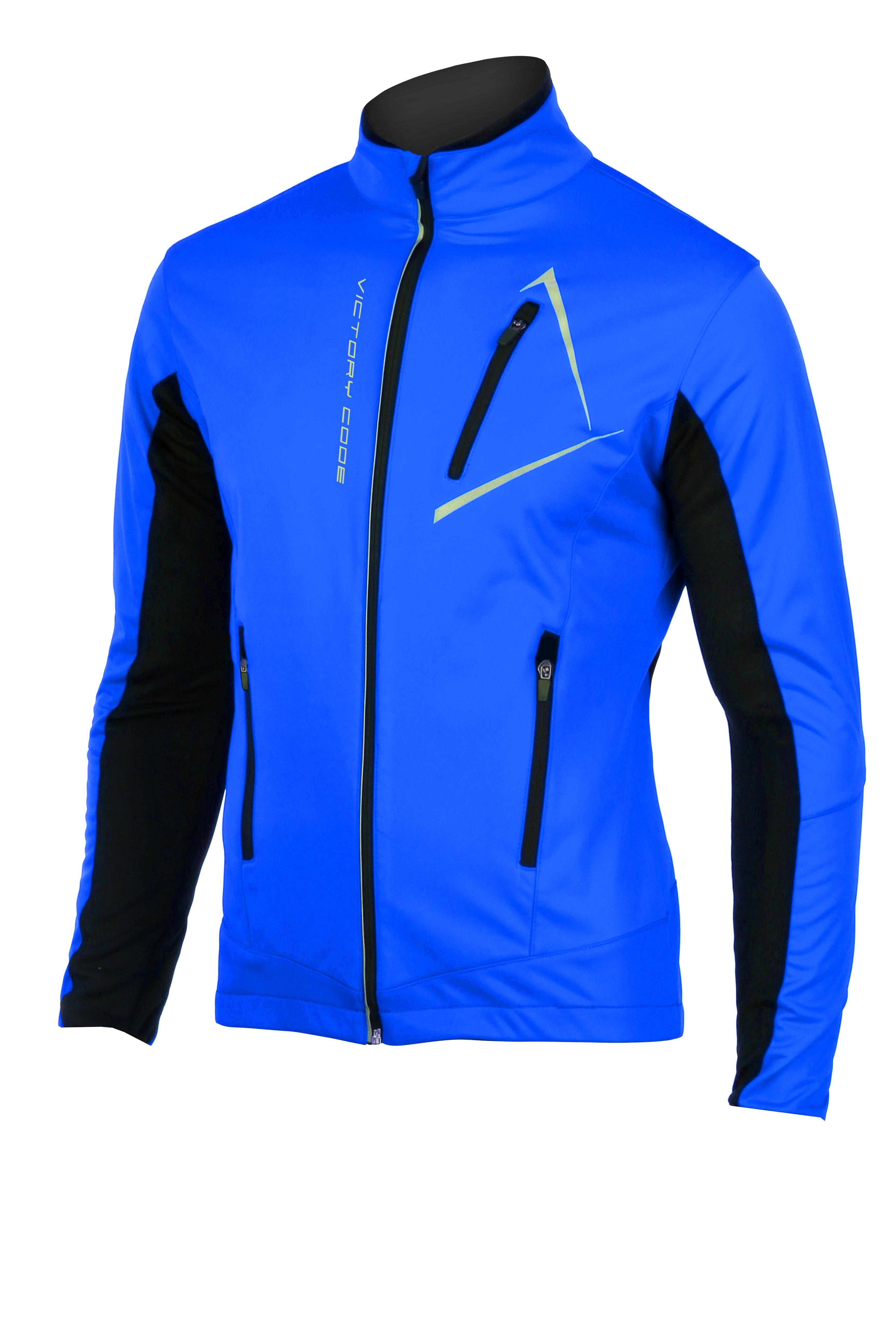 905 jacket blue front