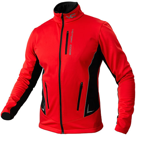 Куртка Speed Up A2, унисекс, красный