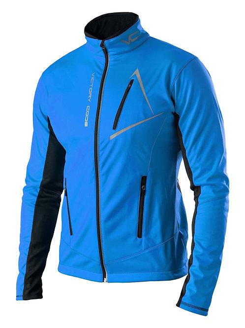 Куртка Dynamic, унисекс, синий