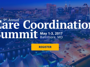 Auracom at the 9th Annual Care Coordination Summit