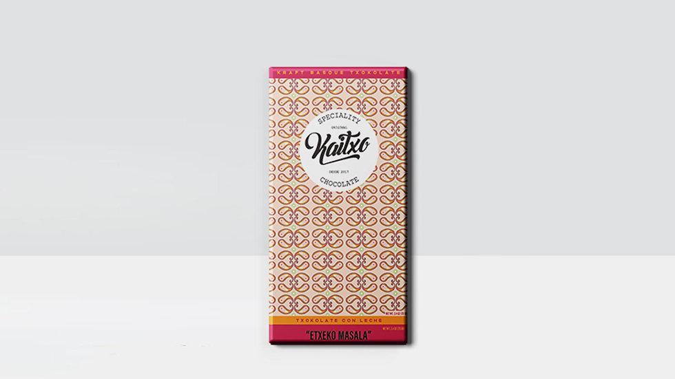 Kaitxo Etxeko Masala Chocolate