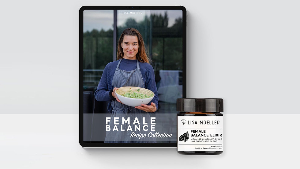 Pack Female Balance Self-Care
