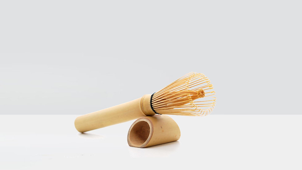 Cacao Bamboo Whisk