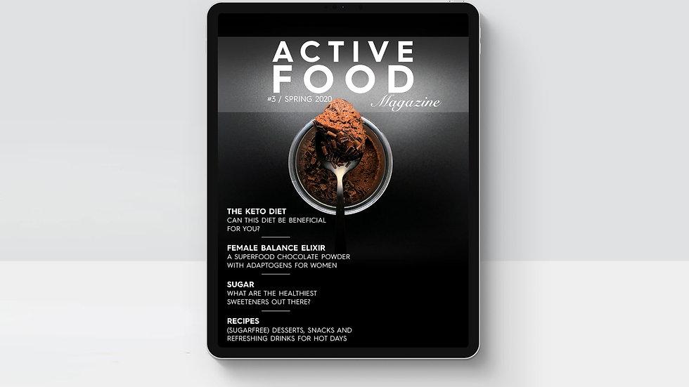 Active Food emag Spring 2020 by Lisa Mueller