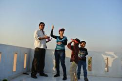Celebrating Uttarayan