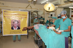 Polio Surgery