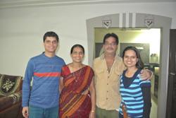 Shailesh's Family
