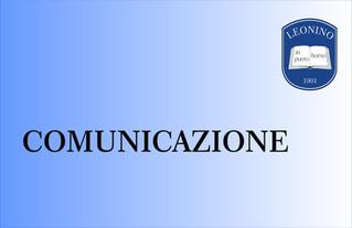 COMUNICAZIONE n.2