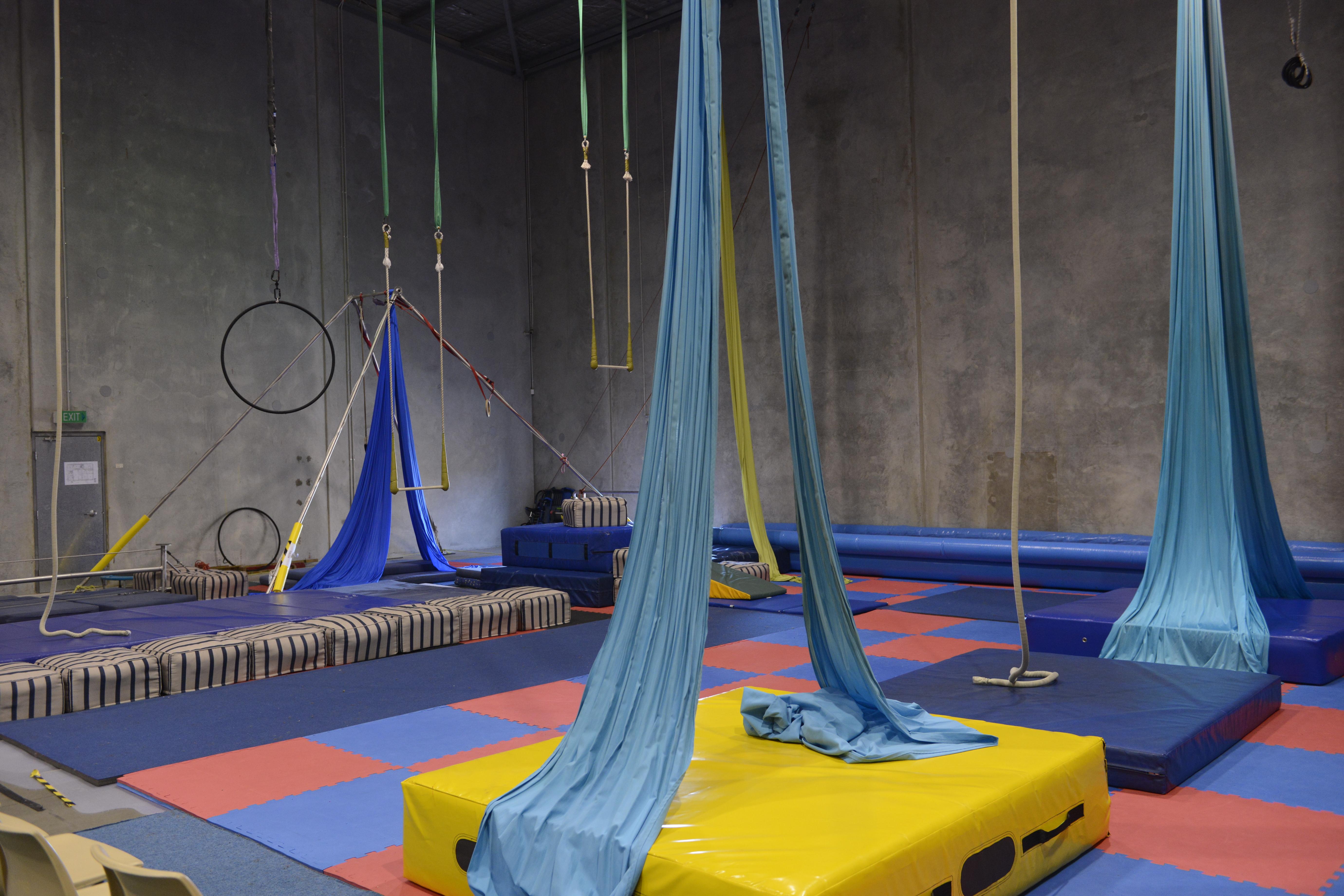 Circus Centre Aerial Tripod