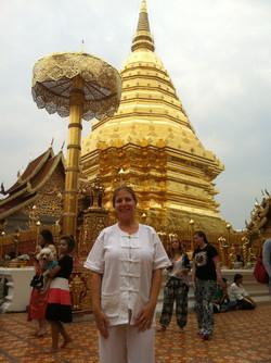meditációs elvonulás Thaiföld
