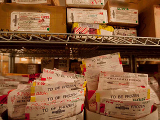 Can New Technology Put a Dent in the Rape Kit Backlog?