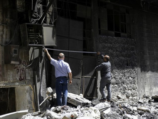 Expert Views: Beyond a Top-down Approach to Aleppo's Reconstruction