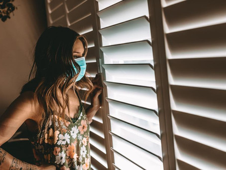How To Handle Your Second Wave Of Covid-19 Anxiety And Depression by Stephanie Sarkis