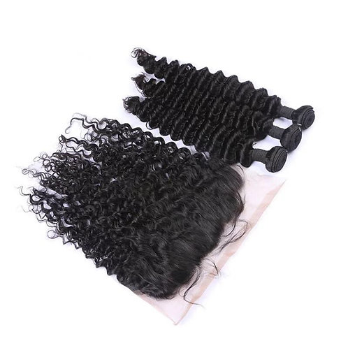 Deep Wave Free Frontal Deal