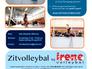 Zitvolleybal bij Irene Volleybal