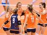 Support de NL Volleybaldames in Apeldoorn naar Tokio!