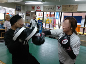 女子ボクシング部