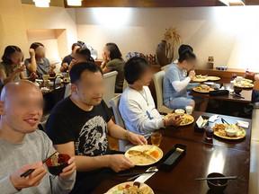 鎌倉野菜の食べ放題ランチ!