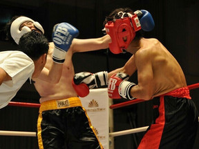 ボクシング部のブログ開始します