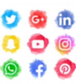 social-media-logos-collection-in-waterco