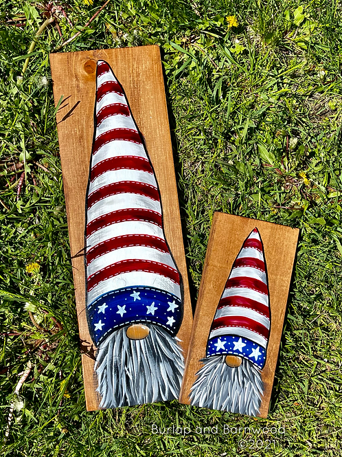 Fourth of July Gnomes