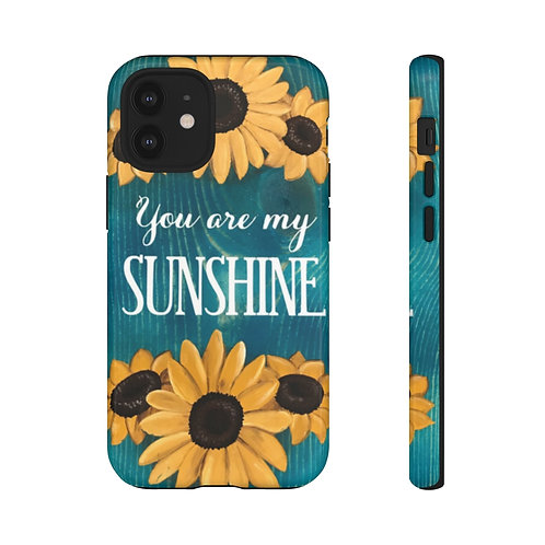 Aqua Sunshine Case